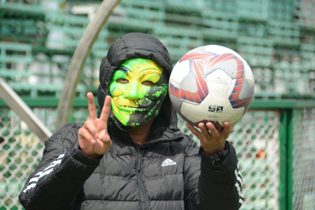🎭 ✌🏻 ⚽ #IndianFootball #LeagueForAll #HeroILeague