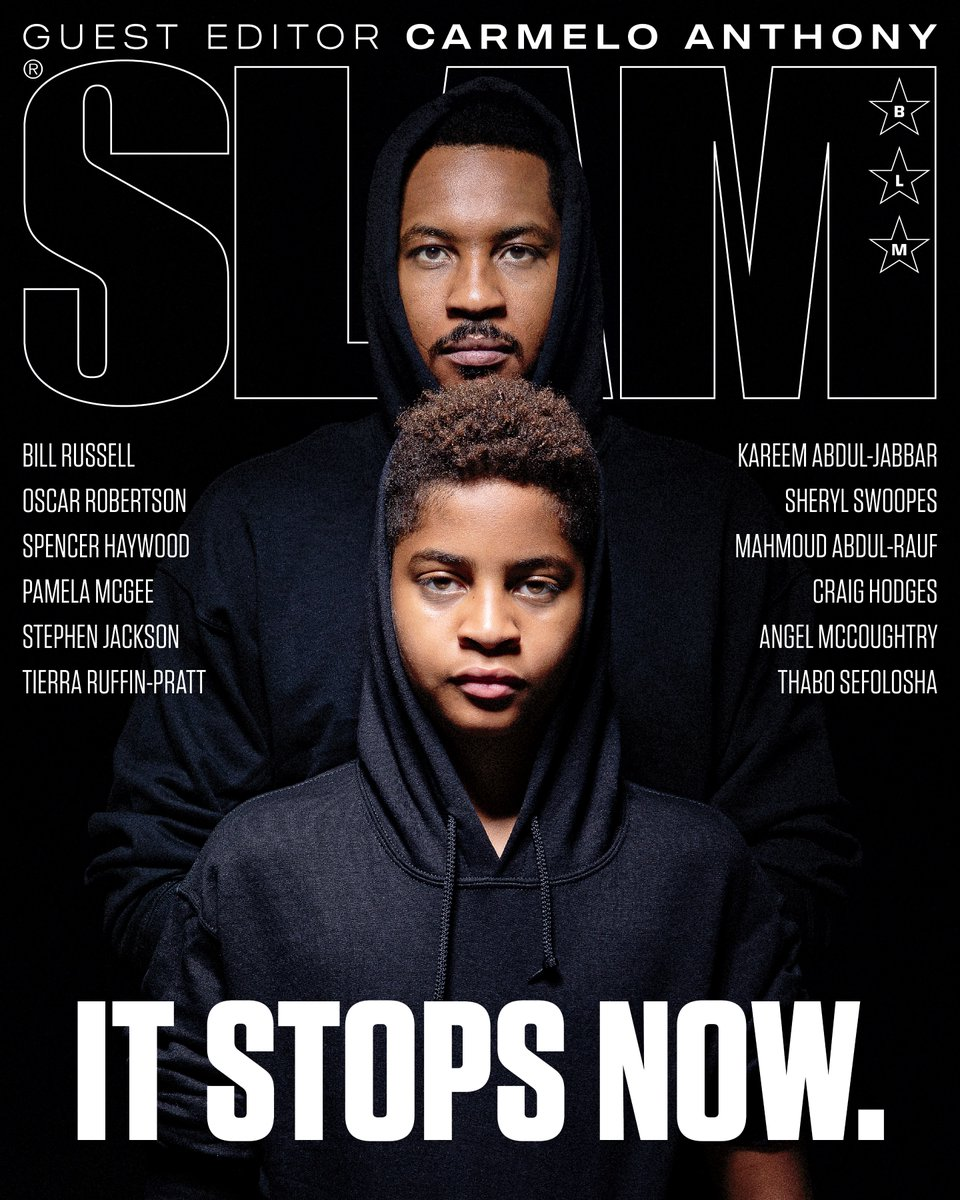 All people are created equal. But not everyone is treated equally. Wake up, America. #ItStopsNow  Our new special issue spotlights racial inequality. https://t.co/MnUFO9Q4Yy https://t.co/1d8xdeoHkk