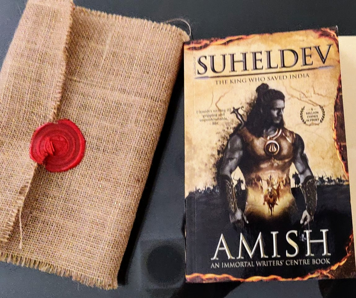 Looking forward to reading Suheldev from @authoramish ! Going by his record of writing some incredible stories, this promises to be a great one.