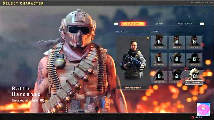 Call Of Duty Mobile On Twitter Get Ready To Have Some Raw And Awesome Character Skins In Season 8 Here S One Of The Character Skin Battle Hardened Https T Co Omudo3avq8