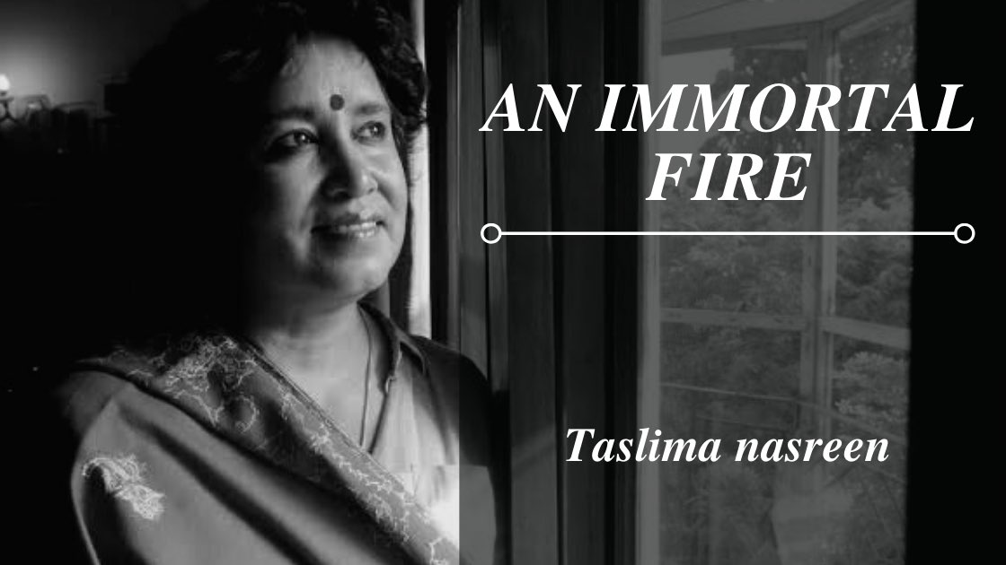 """The first Blog of our Blogging website- BetterPlace is here. """"An immortal Fire"""" ~ by Arundhati Rakshit - Gangotri Banerjee  Link is here- https://bplace20.blogspot.com/?m=1 Share it don't forget to follow lets bodlai and BetterPlace. #feminism  #feministwriting #feministmovement pic.twitter.com/DD2M8WcNx8"""