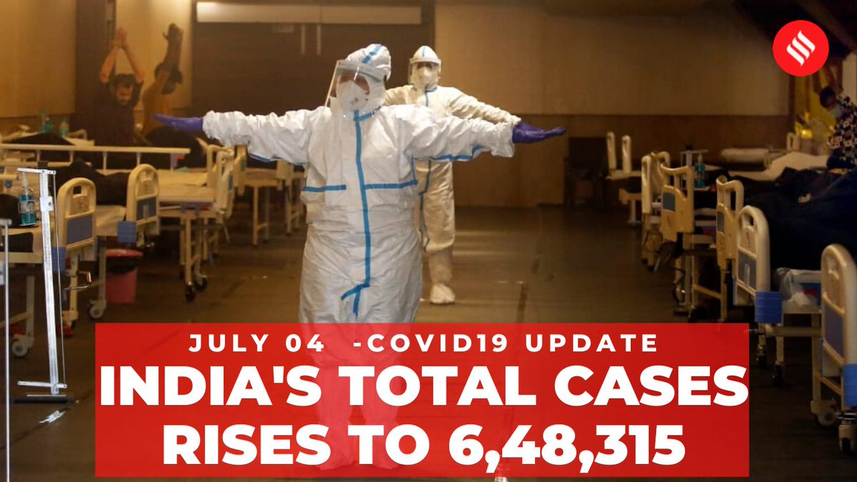 Here are the top Covid-19 developments of July 4, from India and the world.