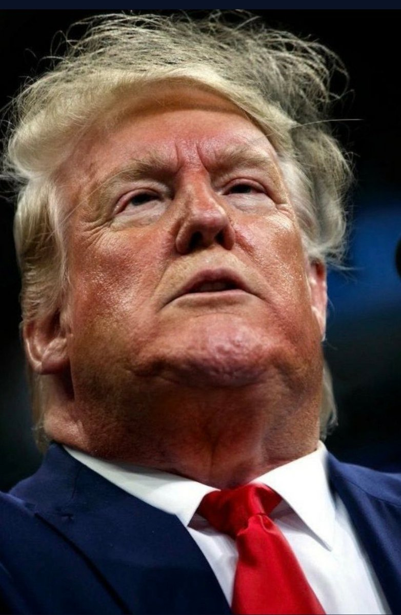 Melty trump HATES this picture of himself. It would be a shame if anyone retweeted it so that its all over the place. Please, spare him the humiliation.😏