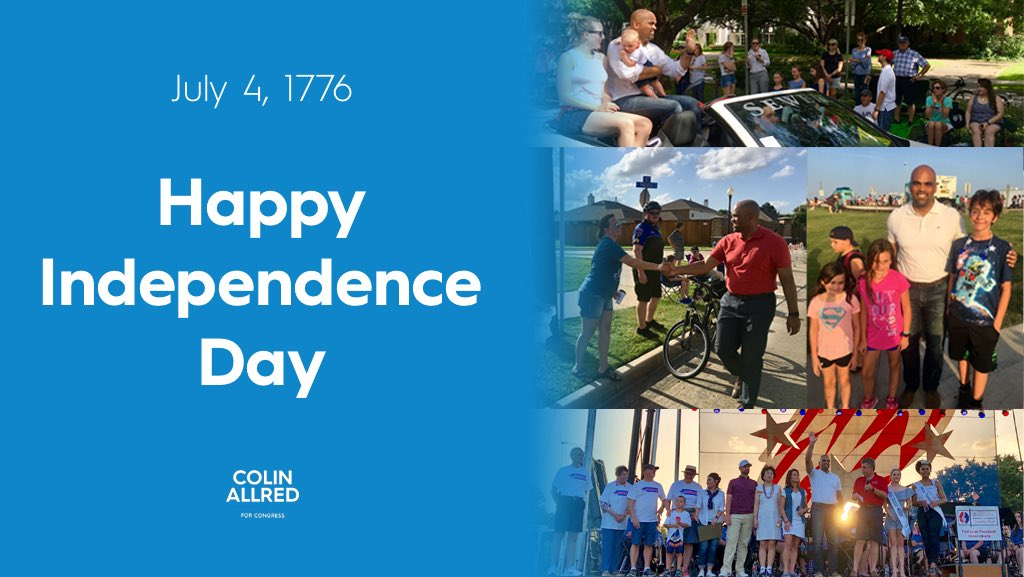 This #IndependenceDay, I'm thinking about all the health care workers on the frontlines, keeping our community safe. I hope everyone has a safe holiday with loved ones, and don't forget to stay at home and wear a mask if you go outside to help save lives. #HappyFourthofJuly https://t.co/hDobuCIUXy