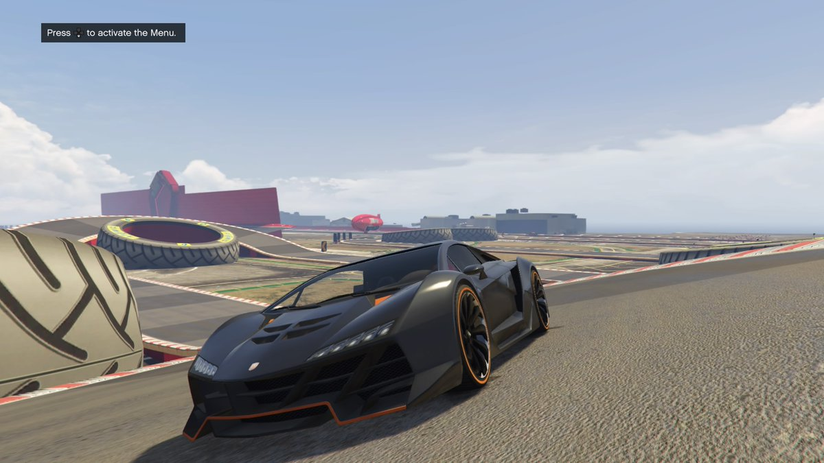 I make a race for this vehicle but It's is a working progress in the Creator #GTAV #PS4sharepic.twitter.com/77G8oEcOrc