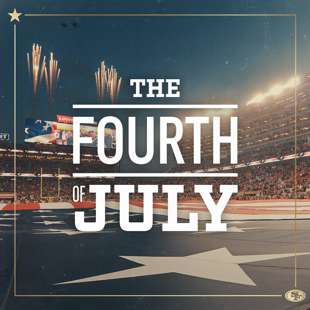 Wishing everyone a safe and happy #FourthOfJuly! https://t.co/jOlQaPrxHS