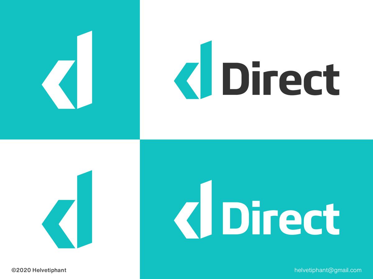 Direct logo design concept.  https://dribbble.com/shots/12778746-Direct-logo-concept…  #Direct #LogoDesign #dribbble #Logo #logotype #Icon #Symbol #typography #branding #graphicsdesign #designthinking #designinspiration #design #logomaker #Logodesignerpic.twitter.com/8rANXGdoaC