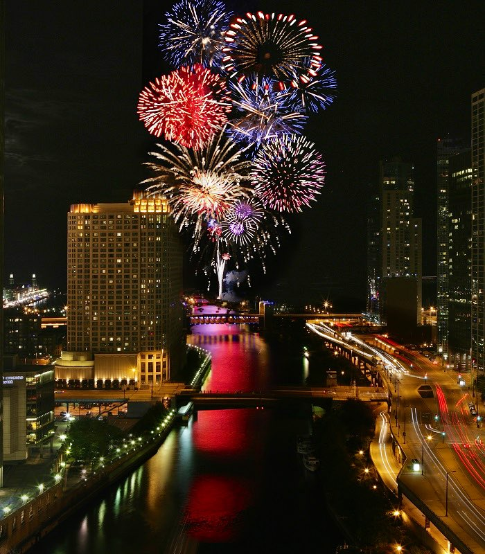 From our Trump Organization family to yours, we wish you a safe, blessed, and Happy Fourth of July!