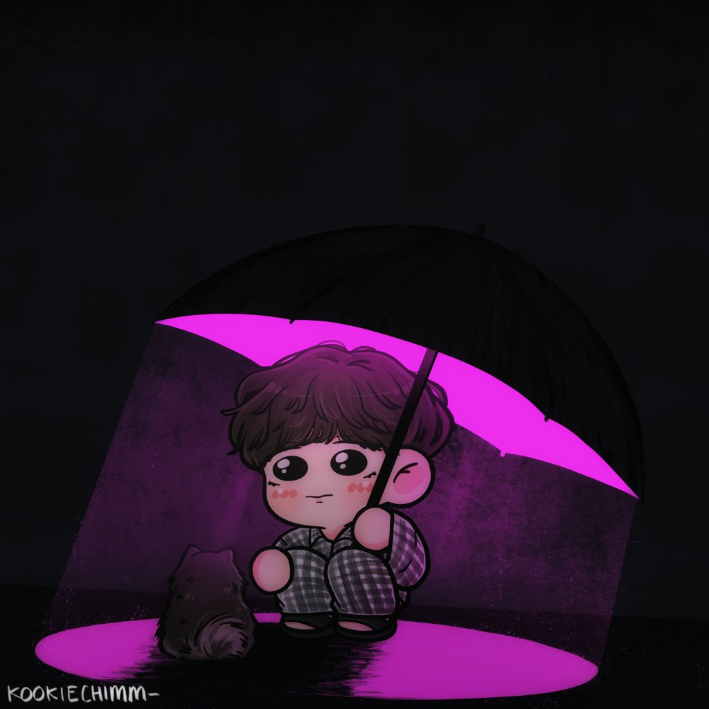 Im trying to save my love, saving myself With an umbrella..