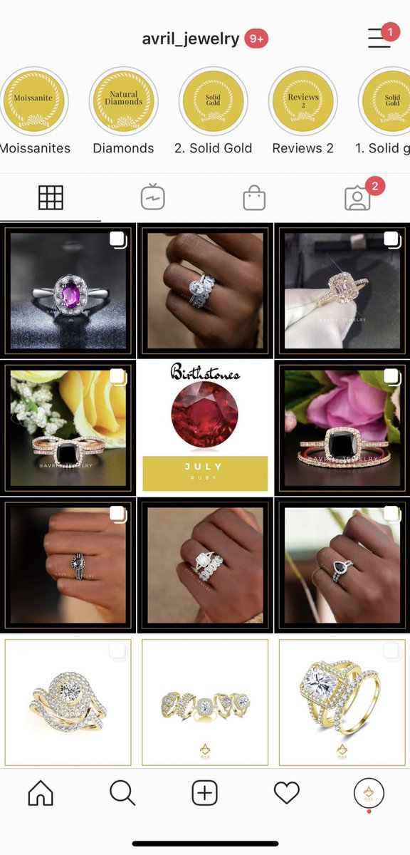 We are your one stop shop for super unique jewelry!  -Wedding rings in any design you can think of; Solid Gold, Titanium, sterling silver, Diamonds, Gemstones  - Customized jewelry and gift items  We deliver worldwide! pic.twitter.com/c5o6A0tHgG