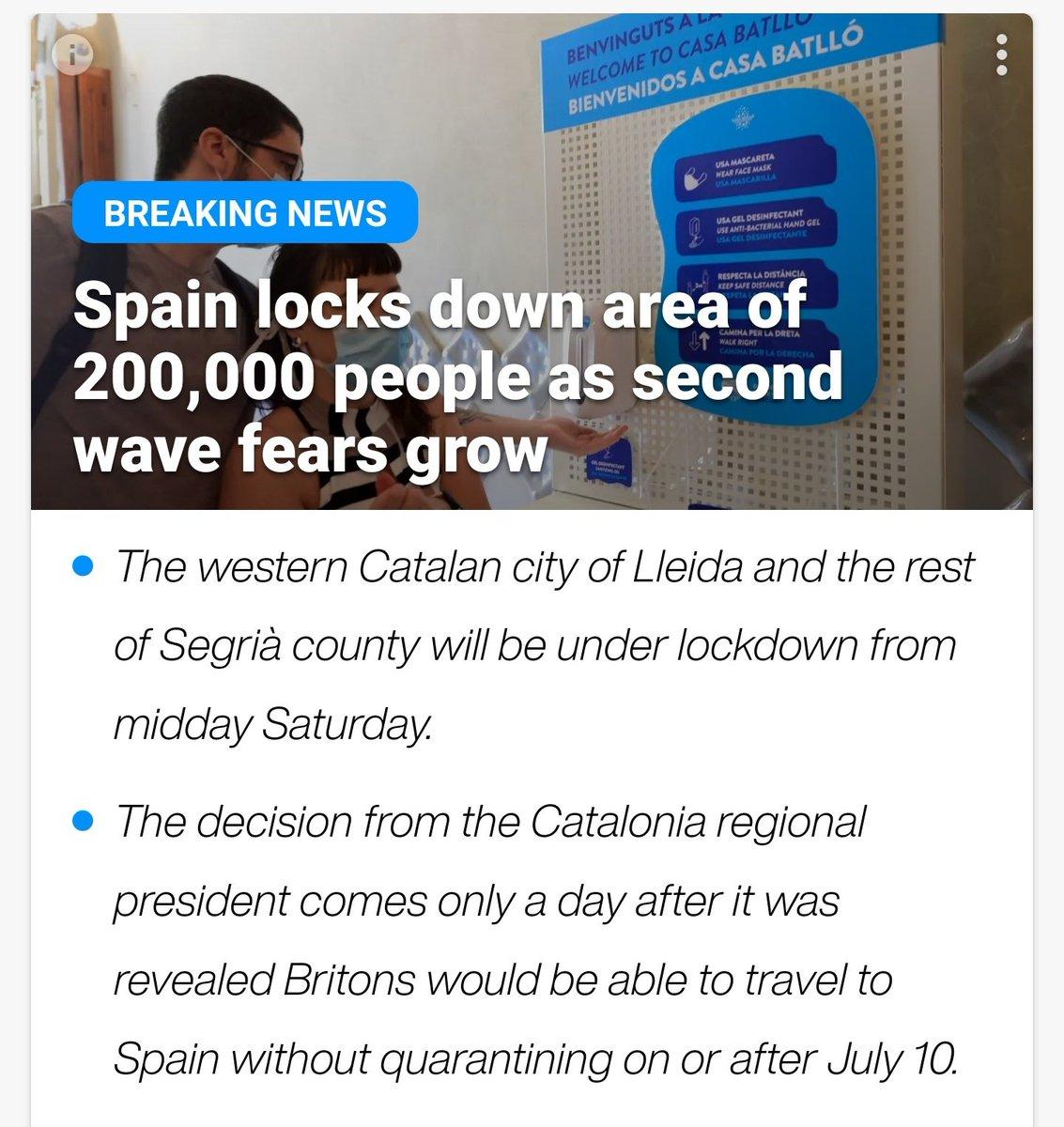 I suspect more of this will occur around Europe. https://t.co/jATtRuFx7T