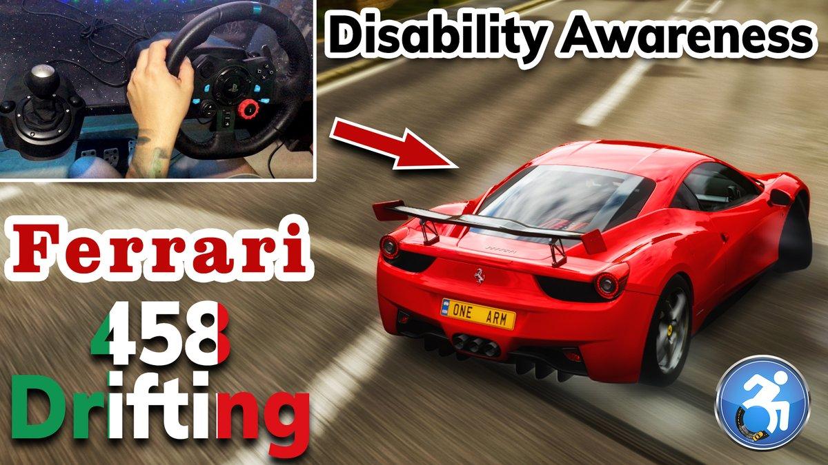 Drift King  Ferrari 458 Italia  Logitech g29 Gameplay - #ForzaHorizon4  | #Logitech  Steering Wheel + Shifter #Gameplay   Full Video link : https://youtu.be/yMClcYc3oIQ  #ForzaHorizon4 #gamer #fh4 #Forza #Logitech #DRIFT #limo #forzadrift #Xbox  #gaming #Likee  #XboxOne  #videogamespic.twitter.com/SzHMXZOiOA