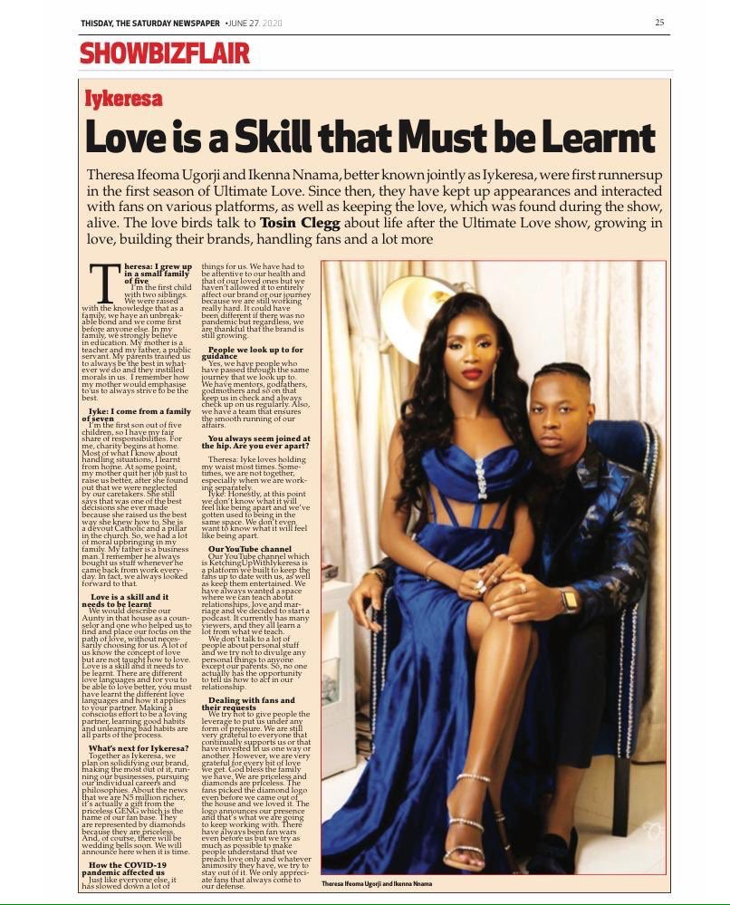 Multichoice- No media rounds for runner ups God of Photoshoot Couples- Take over cuties....the world is all ursits raining diamondseverywhere #IykeresaAForcepic.twitter.com/rPIihp9ORC  by 💎🔥P.H.O.T.O.S.H.O.O.T🔥💎