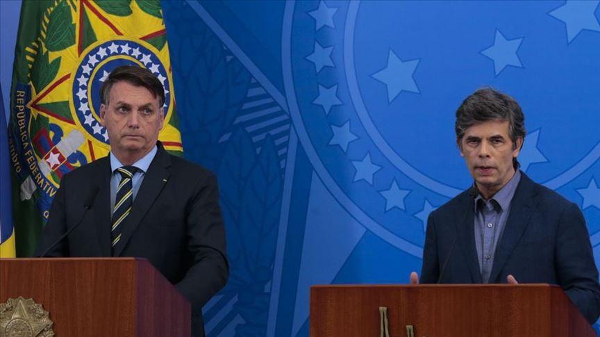 #Brasil Que desde el inicio de la pandemia hayan pasado tres ministros de salud, demuestra la debilidad institucional del Estado brasileño para enfrentar la crisis https://t.co/HzumT6NZsC https://t.co/JzJsOig18V