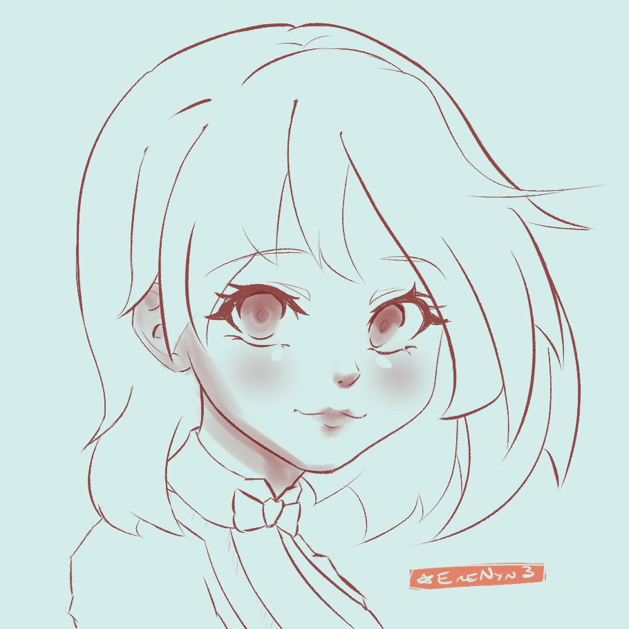 A sketch I did, based off of Mariya Takeuchi - - - #AnimeArt #AnimeGirl #sketchpic.twitter.com/RCb69Drho3