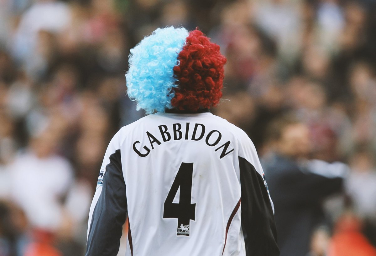 #OnThisDay in 2005 we signed @Gabbidon35 ✍️⚒ https://t.co/DxIQcXeq5E