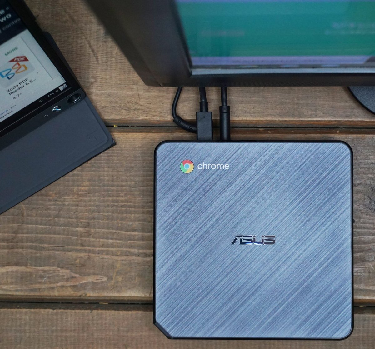 From your office to the living room, the ASUS #Chromebox3 is flexible, fast, and fully featured with virtually no configuration involved; you can be writing, collaborating, streaming, or playing your favorite Android games within minutes of setup.  💡https://t.co/BsXpPMJaIK https://t.co/VRuCZUGQKD