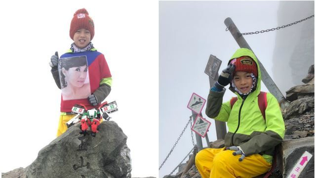 #ICYMI: Boy hiked the tallest mountain in Taiwan to fulfill his promise to his late mother https://t.co/XAGLGYuTEq https://t.co/15pMkZRYvD