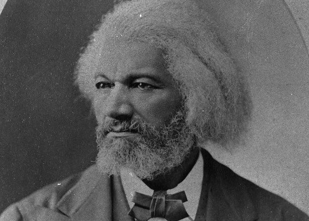 """""""The rich inheritance of justice, liberty, prosperity and independence, bequeathed by your fathers, is shared by you, not by me. The sunlight that brought light and healing to you, has brought stripes and death to me. This Fourth July is yours, not mine"""" -Frederick Douglass, 1852 https://t.co/ba2hPlj2y7"""