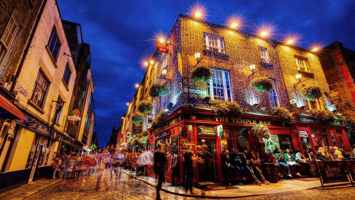 Dublin city break from £176pp - 4nts Temple Bar hotel & flights (£25pp deposit) http://dlvr.it/RZxNZH pic.twitter.com/tEQgPOIktD #SME #ThursdayThoughts #FridayThoughts #SaturdayMorning #SundayThoughts #MondayMotivation #TuesdayThoughts #WednesdayWisdom