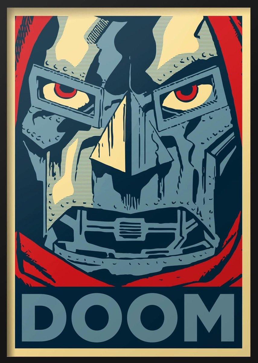 #SaturdayMorning #4thofJuly2020 #doom #art #comic