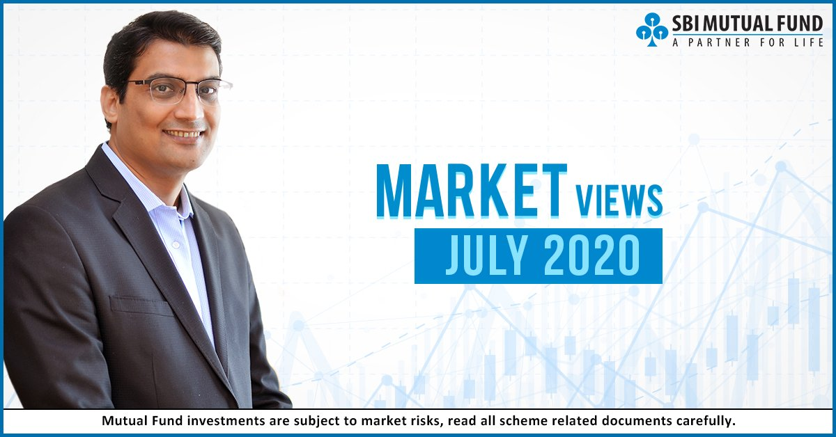 Navneet Munot, ED & CIO - SBI Mutual Fund, shares his views on #MarketViews for the month of July: https://t.co/WUsWerRYLW https://t.co/ZOWkkhsY71