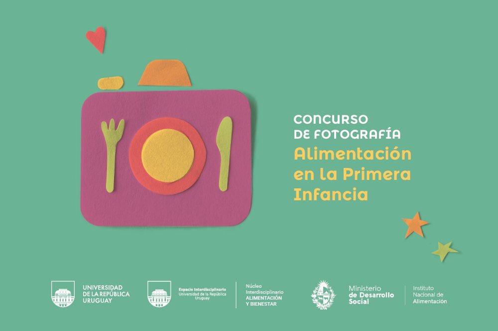 Concurso de fotografía Alimentación en la Primera Infancia  El Núcleo Interdisciplinario Alimentación y Bienestar (Espacio Interdisciplinario) y el Instituto Nacional de Alimentación invitan a participar del concurso. Más información https://bit.ly/3fc65VHpic.twitter.com/SSZXHavFvC