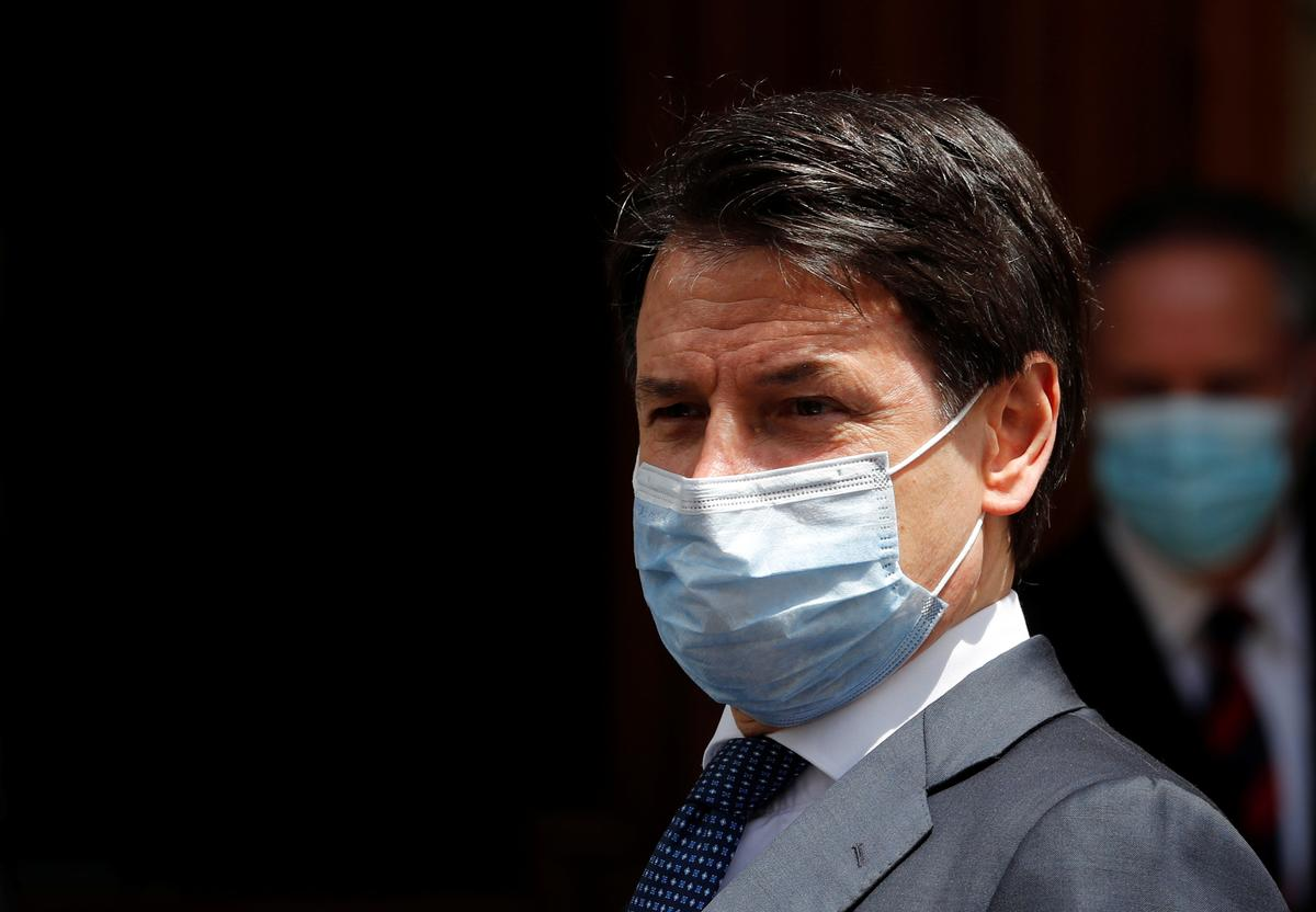 Italy eyes measures to support auto, tourism industries: PM http://dlvr.it/RZxQST pic.twitter.com/SORJMyNqo1
