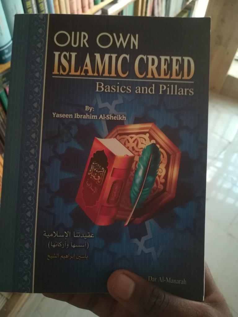 Assalamu Alaikum I sell islamic books of all kinds.  Location: Kano. Tel: 08166895060. 1st: 1000 2nd: 1800 3rd: 1800 4th: 2300. Kindly retweet pls. @MyAbdool @el_uthmaan @Sadeeqkurfi @Waspapping_ @Mus6ey @jishaq1 @dadeen__ .May Allah Bless us All. https://t.co/A5P4qp7W0r