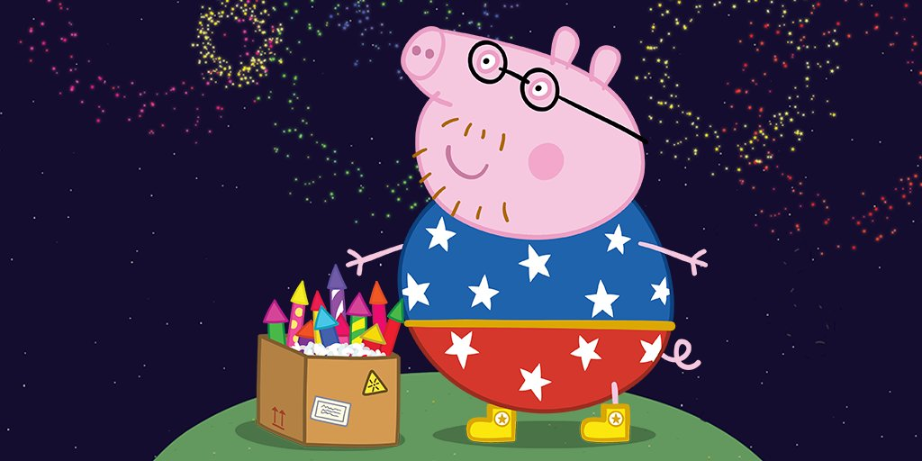 Wishing our little piggies in the US an oinktastic 4th of July! https://t.co/OOeIvXZ3SI