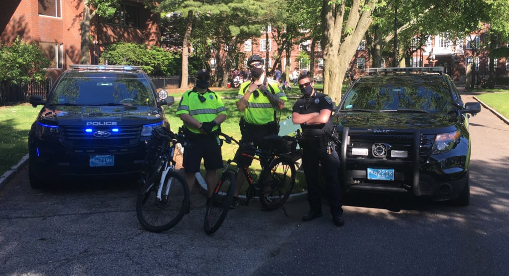 While July 4th will be different this year because of COVID-19, our commitment to keeping you safe will remain the same. We'll have extra bike and walking officers out on patrol throughout the day and night. #HappyJuly4th #CambMA https://t.co/rP3v7Znk75