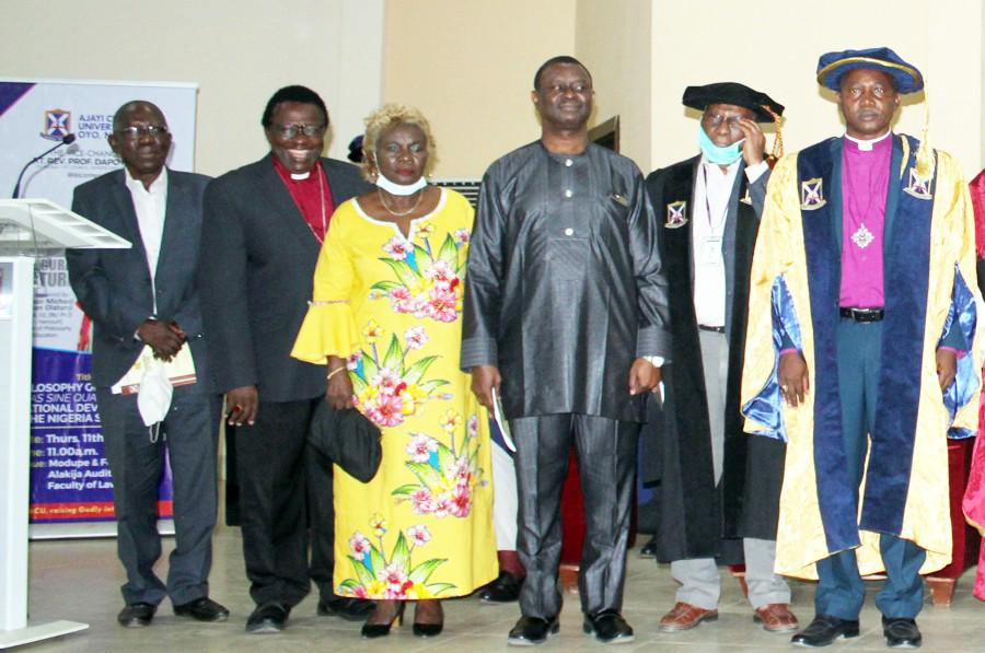 MOUNT ZION INSTITUTE OF CHRISTIAN DRAMA AFFILIATES WITH AJAYI CROWTHER UNIVERSITY (ACU) to offer Diploma & Bachelor certificates in Christian Performing Arts The AFFILIATION was Approved in the 94th Senate Meeting of the University, OYO.   @dbamiloye @jay_mikee @mztelevision https://t.co/68za6vxzA2