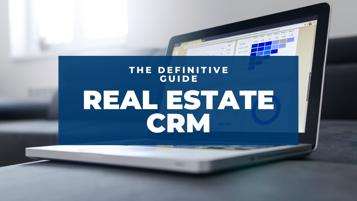 Are you using Excel spreadsheets to manage sales opportunities for your real estate agency? Real Estate CRM - The Definitive Guide: https://mailchi.mp/8f2c50c5b09b/real-estate-crm-the-definitive-guide…  #crmsoftware #erpsolutions #automationtools #salesfunnelpic.twitter.com/Ck5DQHRku8
