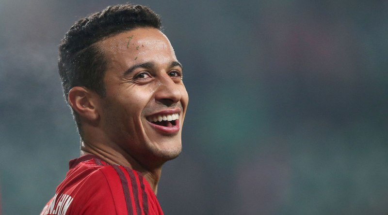 BREAKING: Liverpool have agreed personal terms with Thiago Alcántara. A Bid to Bayern will to made in the next few days for approximately 35m Euros. (@tancredipalmeri)
