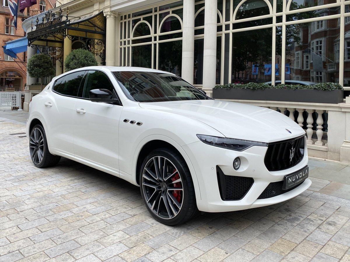 2020 Maserati Levante GTS 3.8 V8 Auto now in stock. #maserati #levante #maseratilevante #gts #levantegts #v8 https://t.co/OQe6vVWOV2