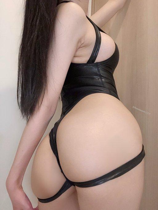 グラビアアイドル百瀬菜月のTwitter自撮りエロ画像4