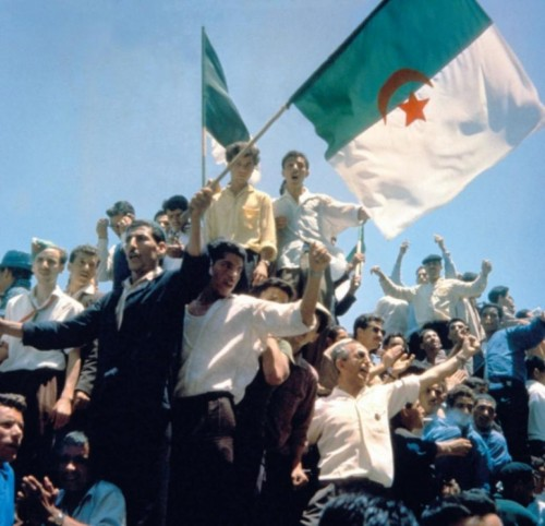 Happy 58th Independence Day to Algeria, whose struggle for freedom from 132 years of French colonization was finally won on this day in 1962, becoming a model of resistance for anti-colonial movements worldwide. https://t.co/ATXcxWjgsz