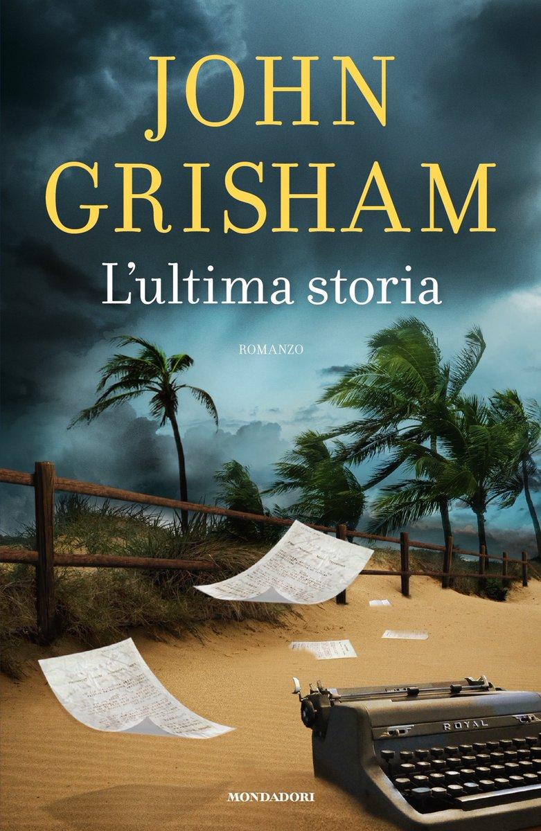 "John Grisham e ""L'ultima storia"" a Camino Island https://t.co/fnHdXX0c3h  @Librimondadori https://t.co/D2HrMR1dif"