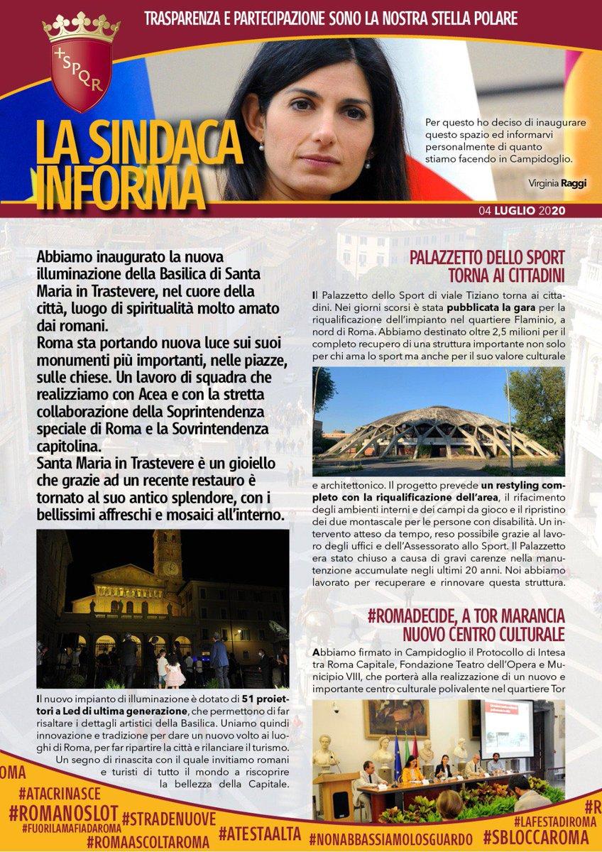 #LaSindacaInforma numero 158 la trovi qui: comune.roma.it/web/it/la-sind……