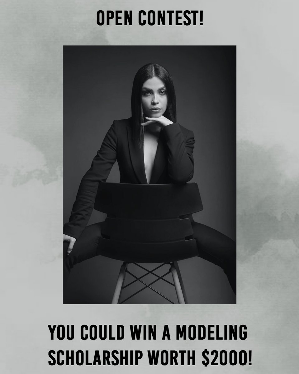 Participate and you could win a modeling scholarship worth 💲2000.  Check our Instagram post for full details. . .  #MaxAgency #maxtalentshowcase #modelingtoronto #actingtoronto #toronto_insta #toronto #model #actor #instamodel #instatalent #talentmanagementtoronto https://t.co/ZJRwZyWbVf