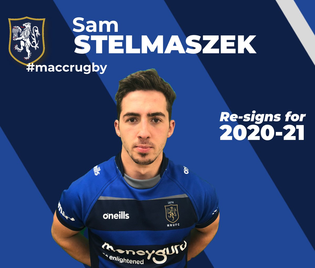 test Twitter Media - A reminder of some of the names we have announced as re-signing this week!! #maccrugby @samstelmo https://t.co/gGCWA0tJ7Q