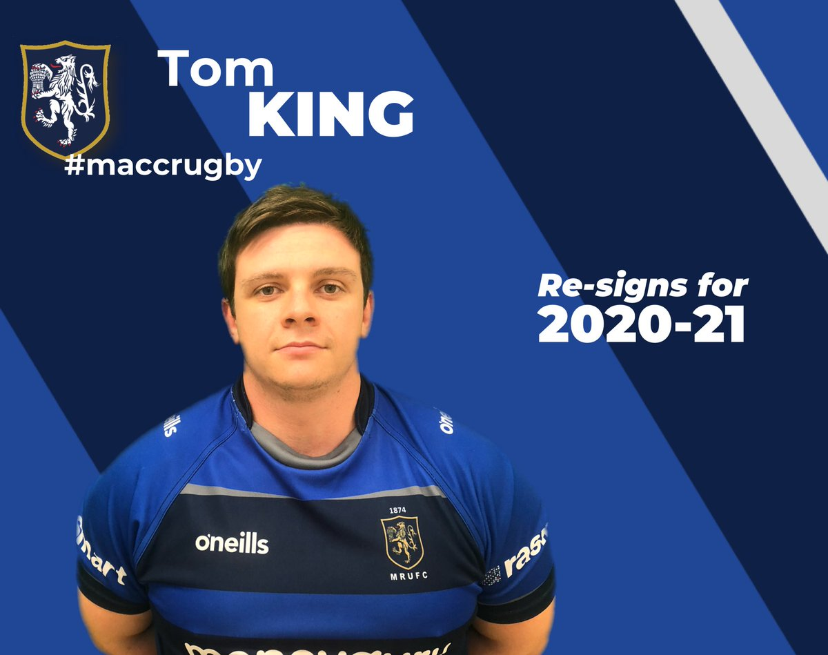 test Twitter Media - A reminder of some of the names we have announced as re-signing this week!! #maccrugby https://t.co/GUK8mX4E73