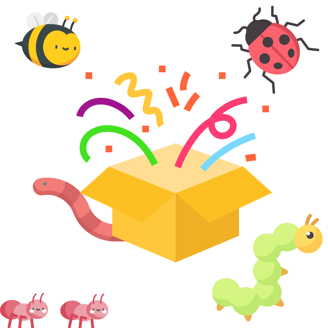 Earlier this week we mentioned we were releasing a new box soon so keep your eyes peeled  for our new Creepy Crawlies box dropping tomorrow at midday! #kidscrafts #kids #crafts #kidsactivities #homeshchoolinguk #lockdownuk #kidsathome #parentinginlockdown pic.twitter.com/b7E9AGc4Ip