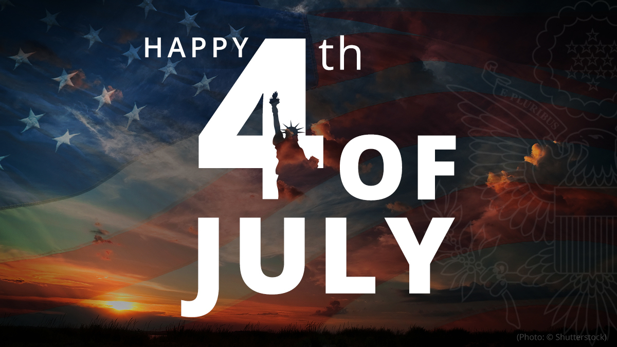 Today, we commemorate the freedom and independence of our great nation. We are grateful for all who have fought for our unalienable Rights since the Revolutionary War. Happy 4th of July to all Americans celebrating at home and abroad! https://t.co/TWHWAkEsI4