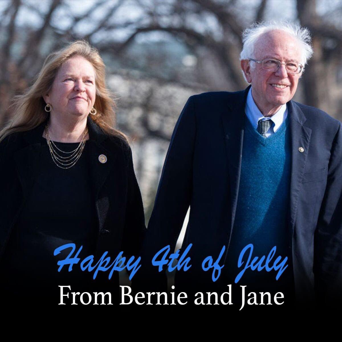 Jane and I wish you and your loved ones a very happy Independence Day.  Together, we can and will create the kind of nation based on love and justice that we know we can become. https://t.co/WZFthTCCwq