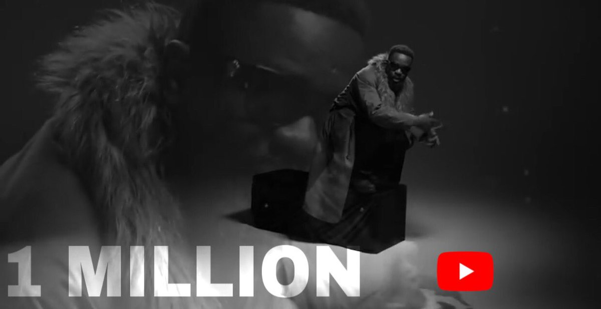 A million views for @Sarkodie - Take It Back (Official Video) https://t.co/iqfwbepHhx via @YouTube 🔥🔥🔥 https://t.co/8dFammc1ec