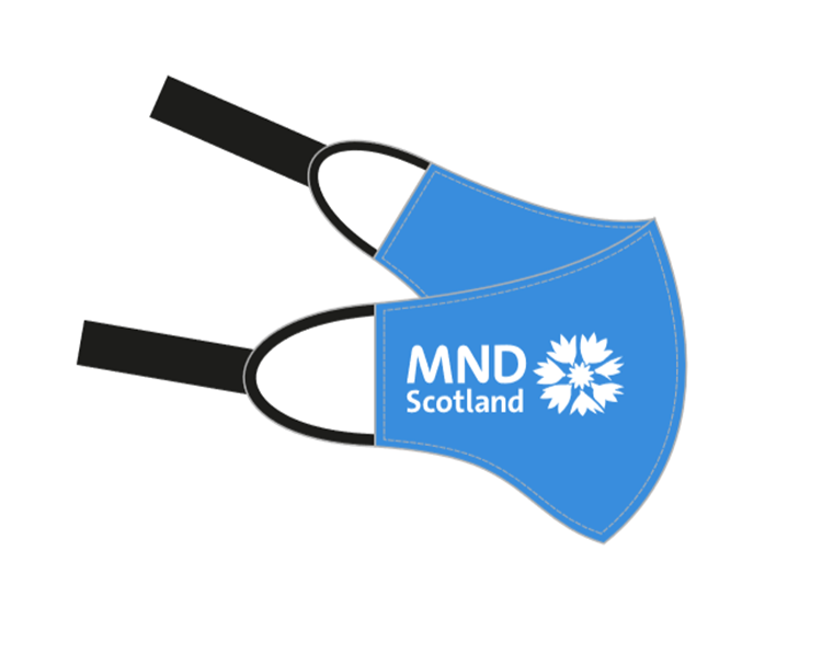 Looking to buy a face mask for travelling?   Why not support @MNDScotland  and join our #JourneyToACure. Every penny raised through their merchandise helps support people affected by MND and fund research. 💙  👉https://t.co/bpGwJ35PbO https://t.co/dG2gJuWqBm