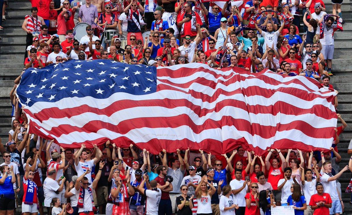 Happy Fourth of July  • • • #go5400 #july #4thofjuly #independenceday #america #usa #uswnt #usmnt #usasoccer #freedom #soccer #soccerlifepic.twitter.com/IbFwAGZ7Sj