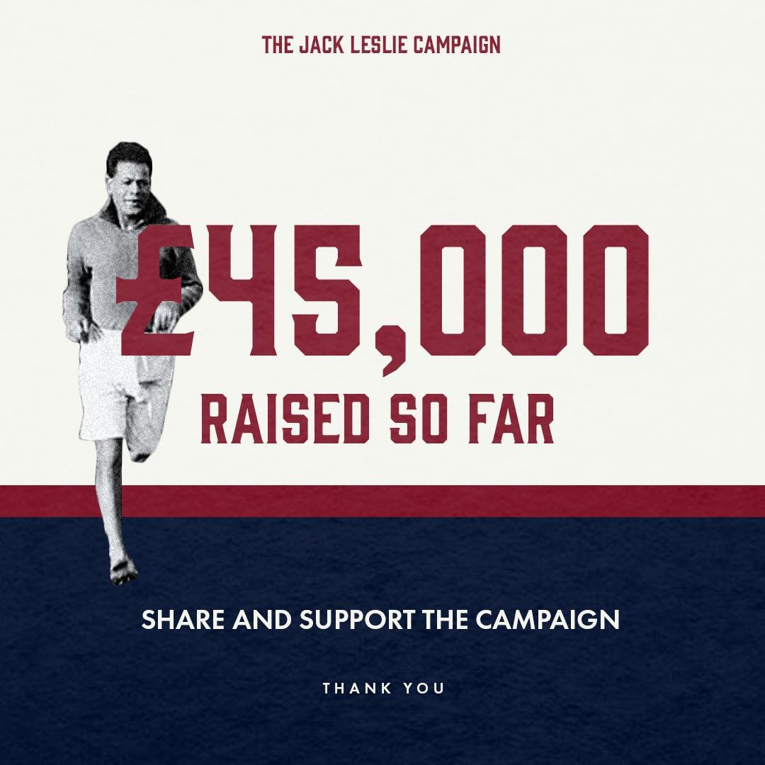 We have now reached £45k ! https://t.co/wFeZuUF75L Thanks to @MayflowerD7 for the art design https://t.co/sLXP9yMd9N