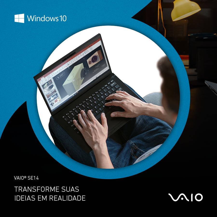 Inicie algo novo hoje. Com as ferramentas certas, sua inspiração te leva muito mais longe. Adquira um VAIO® com Windows 10 e usufrua de toda a performance do melhor sistema operacional do mundo: https://t.co/nefpddNDCs  #VAIO #empodereseumundo #criatividade #Windows10 https://t.co/fkzrj1lfEC